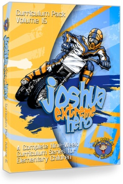 Joshua,Extreme Hero!