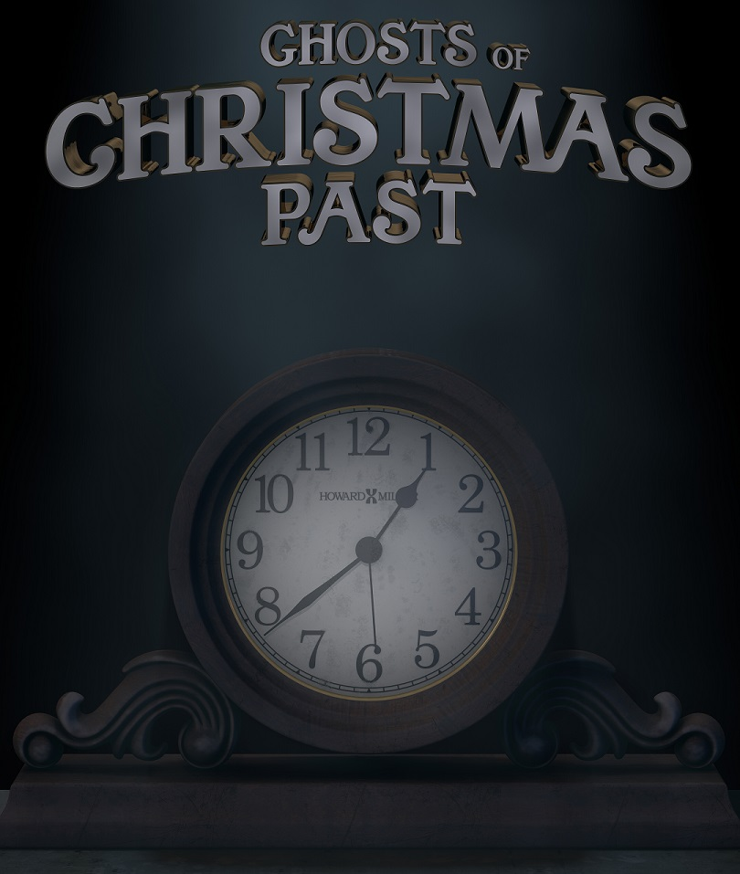 Ghost of Christmas Past – Part 1 of a 3 part series